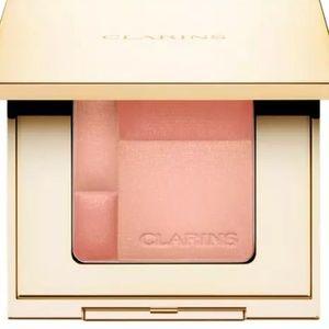NIB CLARINS Blush Prodige 02 Soft Peach
